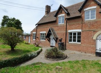 Thumbnail 3 bed property to rent in Stoke St Gregory, Taunton, Somerset