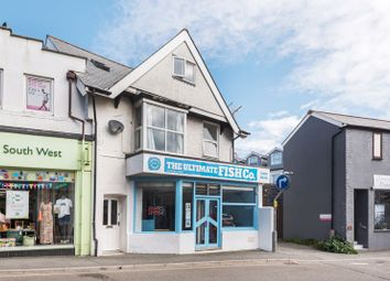 Thumbnail 5 bed flat for sale in Princes Street, Bude