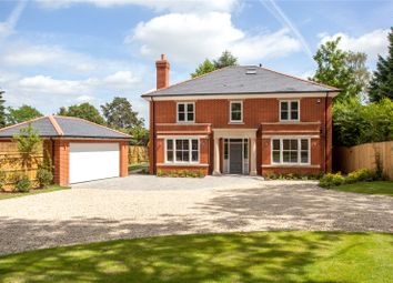 Thumbnail 5 bed detached house for sale in Reading Road, Shiplake, Oxfordshire