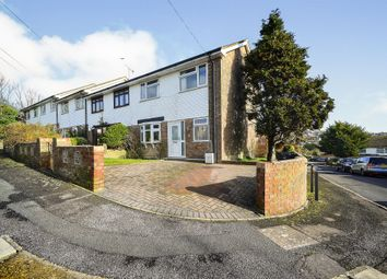 3 bed end terrace house for sale in Rudyard Close, Brighton BN2