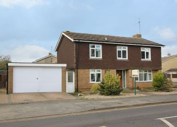 4 bed detached house for sale in High Street, Cottenham, Cambridge CB24