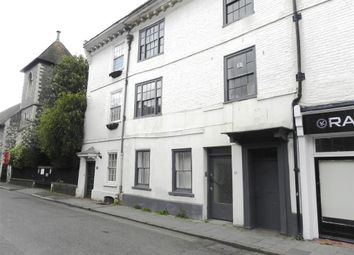 Thumbnail 3 bed flat to rent in Church Street, St. Pauls, Canterbury