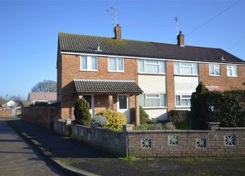 Thumbnail 3 bed semi-detached house for sale in Noakes Meadow, Ashford, Kent