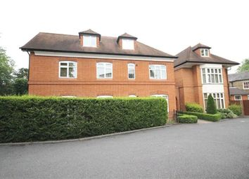 Thumbnail 2 bed flat for sale in Egham Hill, Englefield Green, Egham