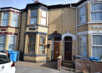 Thumbnail 3 bedroom terraced house to rent in East Park Avenue, Hull