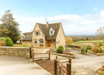 Thumbnail 4 bed detached house for sale in Selsley West, Stroud, Gloucestershire