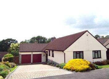 Thumbnail 3 bed detached house for sale in Oaktree Close, Woodlands, Ivybridge