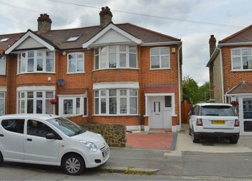 Thumbnail 3 bed end terrace house for sale in Havering Gardens, Chadwell Heath