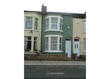 Thumbnail 3 bed terraced house to rent in April Grove, Liverpool