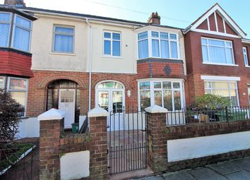 Thumbnail 3 bedroom terraced house for sale in Beechwood Road, Portsmouth
