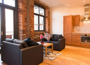 Thumbnail 1 bed flat to rent in Worsted House, East Street, Leeds, West Yorkshire