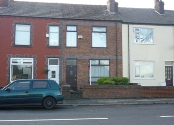 Thumbnail 3 bed terraced house to rent in Harper Green Road, Farnworth