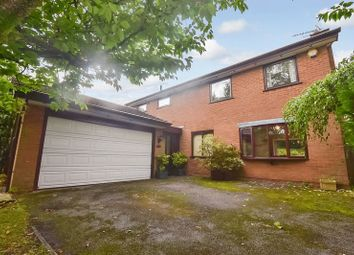 Thumbnail 4 bed detached house for sale in Bradshaw Meadows, Bolton