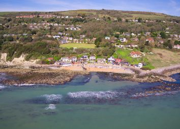 Thumbnail Land for sale in Steephill Cove, Ventnor