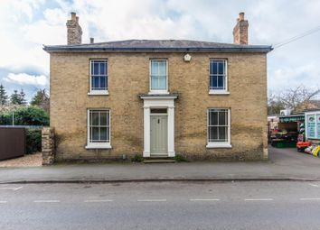 Thumbnail 4 bed detached house for sale in High Street, Cottenham, Cambridge, Cambridgeshire