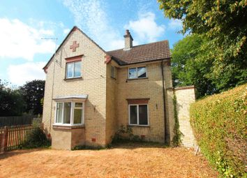 Thumbnail 3 bed detached house to rent in The Causeway, Burwell