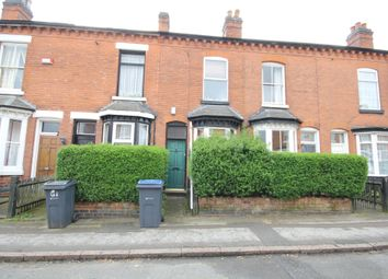 2 bed terraced house to rent in Vivian Road, Harborne B17