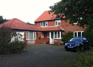 Thumbnail 4 bedroom property to rent in The Street, Catfield, Great Yarmouth