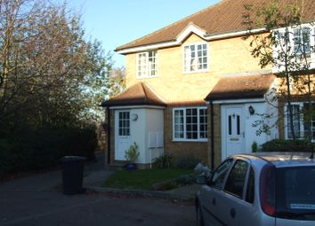 Thumbnail 3 bedroom semi-detached house to rent in Chagny Close, Letchworth Garden City