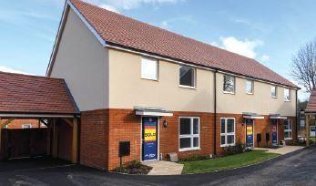Warmington Mews, Pine Grove, Crowborough, East Sussex TN6. 3 bed end terrace house for sale