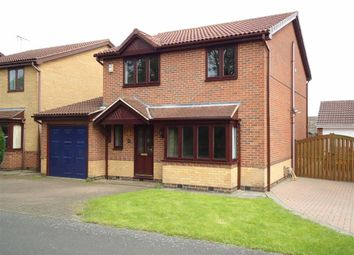 Thumbnail 4 bed detached house for sale in Stenson Court, Ripley
