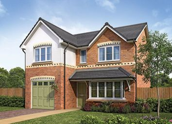 Thumbnail 4 bed detached house for sale in The Bramhall Scrooby Road, Harworth, Doncaster