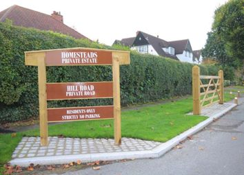 Thumbnail 5 bed detached house for sale in Hill Road, Homesteads Development, Brentwood