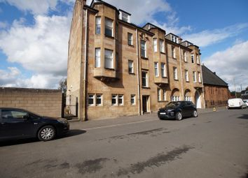 Thumbnail 1 bed flat for sale in Hall Street, Clydebank