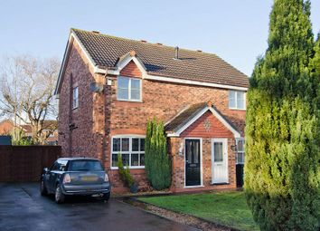 Thumbnail 2 bed semi-detached house for sale in Allerdale Road, Clayhanger, Walsall