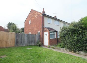 Thumbnail 2 bed semi-detached house to rent in Walsingham Road, Orpington, Kent