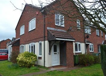Thumbnail 1 bedroom mews house to rent in Duchess Road, Poppyfields, Bescot, Walsall, Bescot