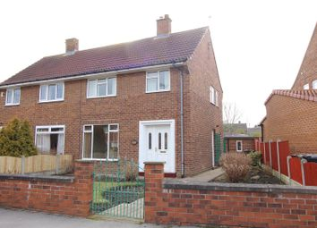 Thumbnail 3 bed semi-detached house for sale in Stanks Cross, Leeds
