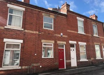 2 bed terraced house for sale in John Street, Worksop, Nottinghamshire S80