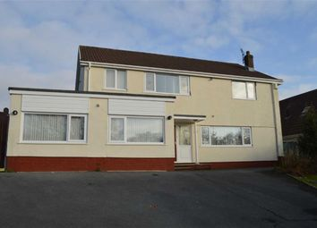 Thumbnail 4 bed detached house for sale in Saunders Way, Swansea