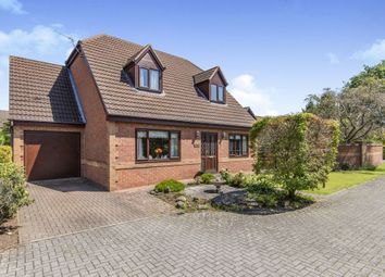Thumbnail 5 bed detached bungalow for sale in The Gardens, Bessacarr, Doncaster