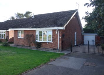 Thumbnail 3 bed detached bungalow for sale in The Chestnuts, Wrentham, Beccles