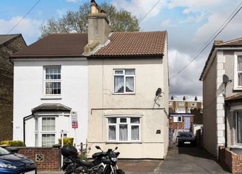 Thumbnail 2 bed semi-detached house for sale in Saxon Road, London