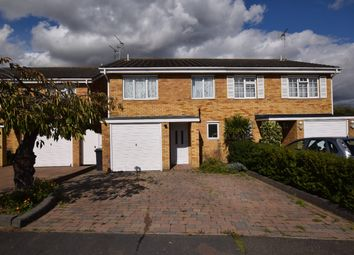 Thumbnail 4 bed semi-detached house for sale in Steeplefield, Eastwood, Leigh-On-Sea