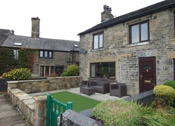 Thumbnail 3 bed cottage for sale in The Manns, Greenfield, Oldham