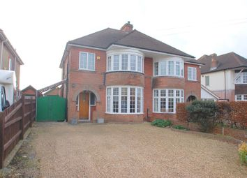 Thumbnail 3 bed semi-detached house for sale in St. Marys Avenue, Alverstoke, Gosport