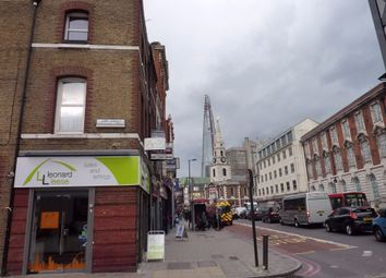 Thumbnail 3 bedroom flat to rent in Borough High Street, London