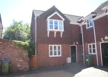 Thumbnail 3 bed detached house to rent in Consort Court, High Street, Fareham