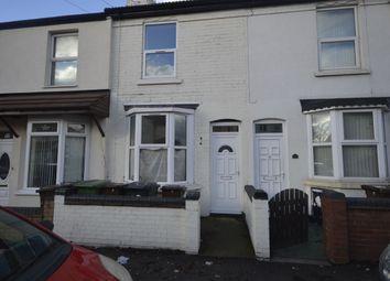 Thumbnail 2 bedroom terraced house to rent in Gorsebrook Road, Wolverhampton