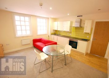 Thumbnail 3 bed flat to rent in 10 Denby Street, Sheffield, South Yorkshire
