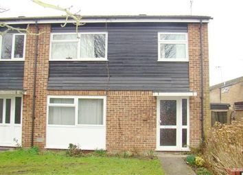 Thumbnail 4 bed end terrace house to rent in Hudson Road, Canterbury