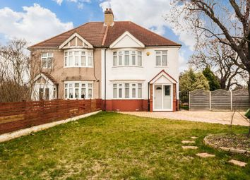 Thumbnail 3 bed semi-detached house for sale in Sutlej Road, London