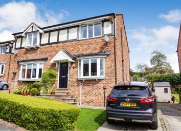 Thumbnail 3 bedroom semi-detached house for sale in Woodside Avenue, Leeds
