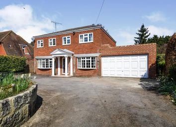 Thumbnail 5 bed detached house for sale in Powers Hall End, Witham