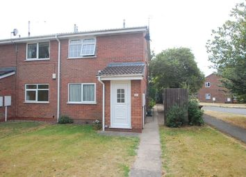 Thumbnail 1 bed flat to rent in Westminster Drive, Stretton, Burton Upon Trent, Staffordshire