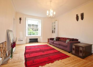 Thumbnail 1 bed flat to rent in Great King Street, Edinburgh